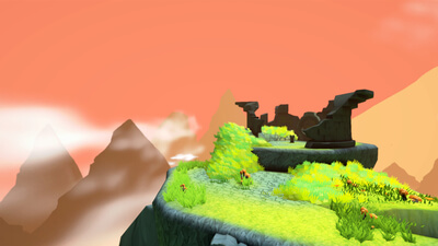 Rising Islands Screenshot 1