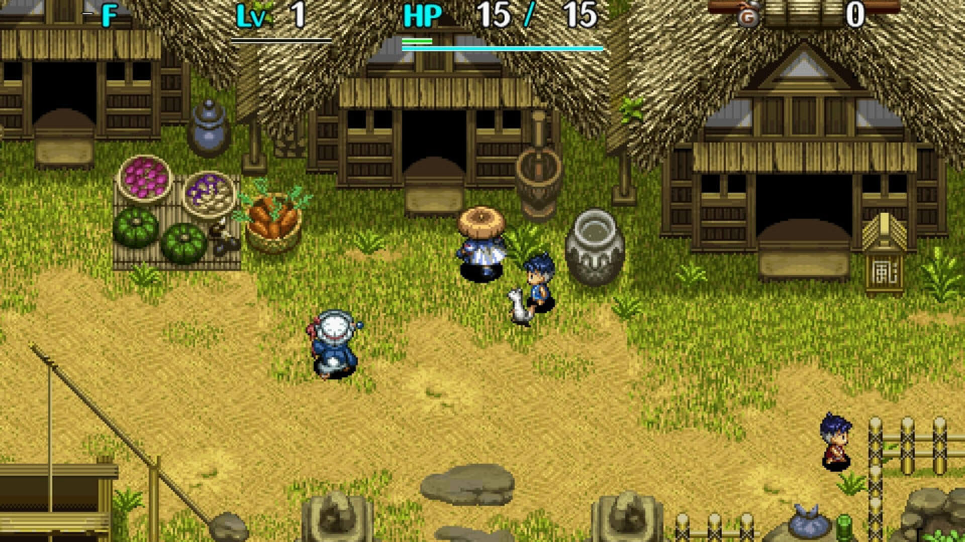 Shiren the Wanderer: The Tower of Fortune and the Dice of Fate Masthead