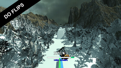 Snow Horse Screenshot 3
