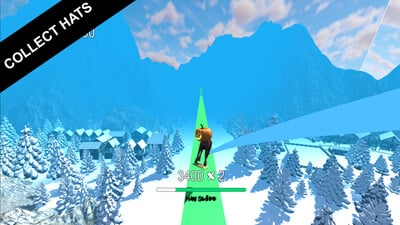 Snow Horse Screenshot 2