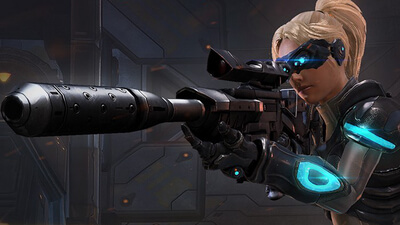 StarCraft II: Nova Covert Ops Mission Pack 2 Screenshot 1