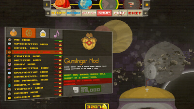 Planet Diver Screenshot 2