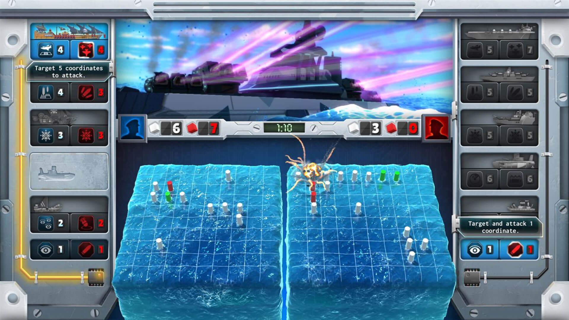 Battleship For Ps4 Xb1 Xbxs Ps5 Reviews Opencritic