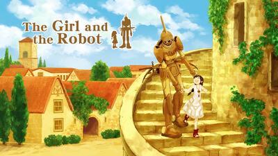 The Girl and the Robot Screenshot 1