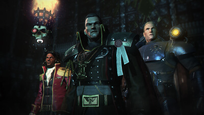Eisenhorn: XENOS Screenshot 1