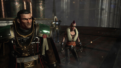 Eisenhorn: XENOS Screenshot 3