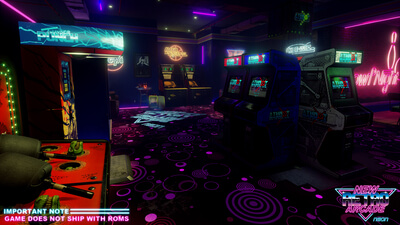 New Retro Arcade: Neon Screenshot 3