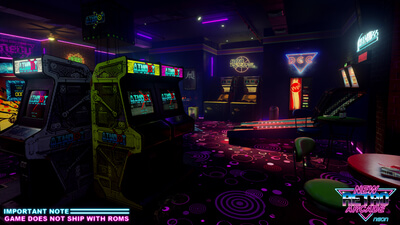 New Retro Arcade: Neon Screenshot 1
