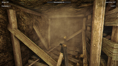 Underground Keeper Screenshot 1