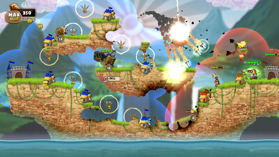 Cannon Brawl Screenshot 1
