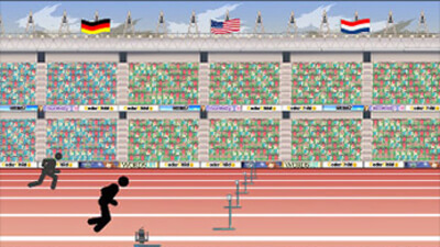Stickman Super Athletics Screenshot 2