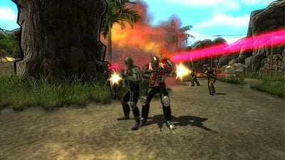 Action News Heroes Screenshot 1