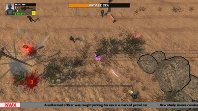 Action News Heroes Screenshot 2