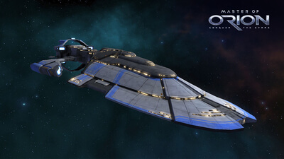 Master of Orion Screenshot 1