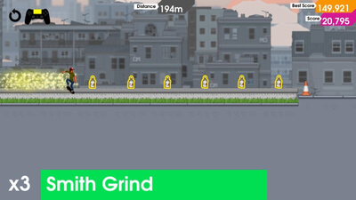 OlliOlli: Epic Combo Edition Screenshot 1