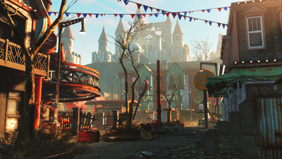 Fallout 4: Nuka World Screenshot 2
