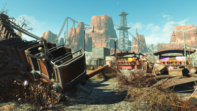 Fallout 4: Nuka World Screenshot 3