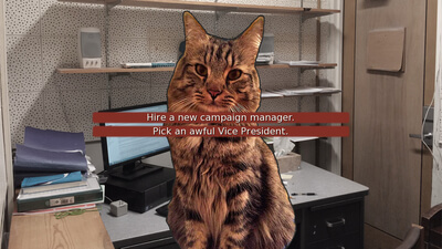 Cat President ~A More Purrfect Union~ Screenshot 2