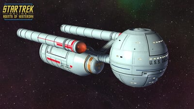 Star Trek Online: Agents of Yesterday Screenshot 1