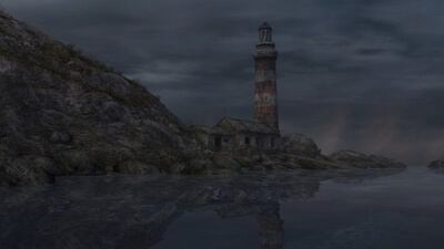 Dear Esther: Landmark Edition Masthead
