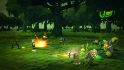 EARTHLOCK Screenshot 2