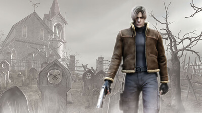Resident Evil 4 HD (Console Edition) Screenshot 1