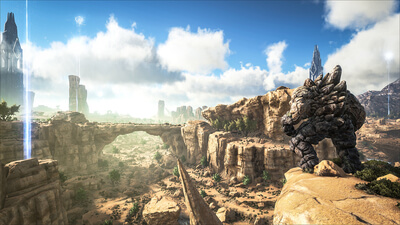 ARK: Scorched Earth Screenshot 1