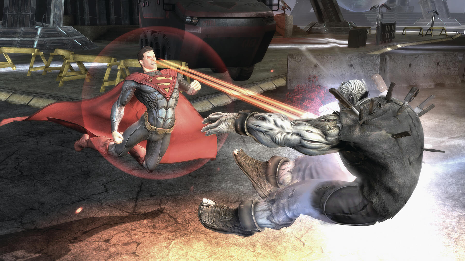 Injustice: Gods Among Us - Ultimate Edition Masthead