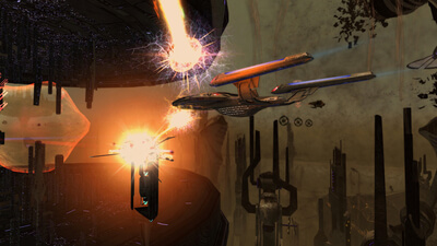 Star Trek Online (Console Edition) Screenshot 1