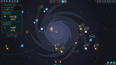 Halcyon 6: Starbase Commander Screenshot 3