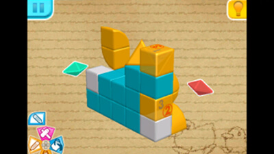 Picross 3D Round 2 Screenshot 1