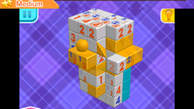 Picross 3D Round 2 Screenshot 2