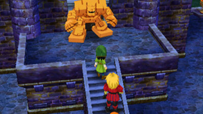 Dragon Quest VII: Fragments of the Forgotten Past Screenshot 2
