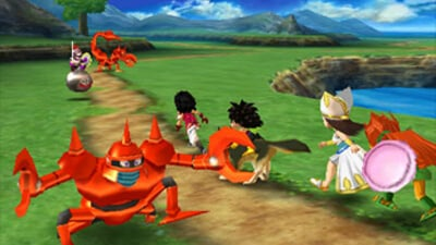 Dragon Quest VII: Fragments of the Forgotten Past Masthead