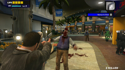 Dead Rising HD Screenshot 2