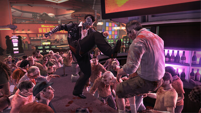 Dead Rising 2: Off the Record (PS4 / XB1 Edition) Screenshot 1