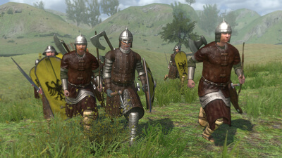 Mount and Blade: Warband (Console Edition) Screenshot 3