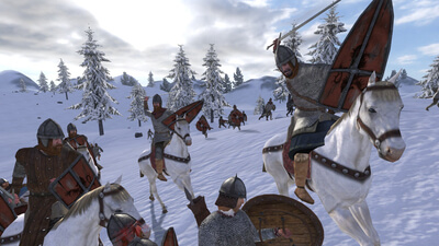 Mount and Blade: Warband (Console Edition) Screenshot 1