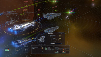 Star Hammer: The Vanguard Prophecy (Console Edition) Screenshot 2