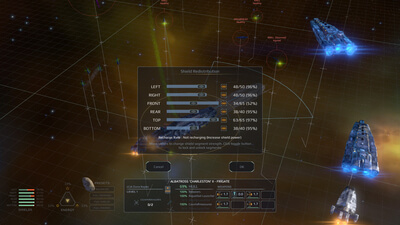 Star Hammer: The Vanguard Prophecy (Console Edition) Screenshot 3