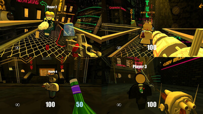 Jazzpunk: Director's Cut Screenshot 1