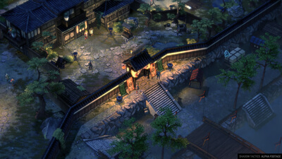 Shadow Tactics: Blades of the Shogun Masthead