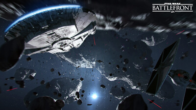 Star Wars Battlefront: Death Star Screenshot 2