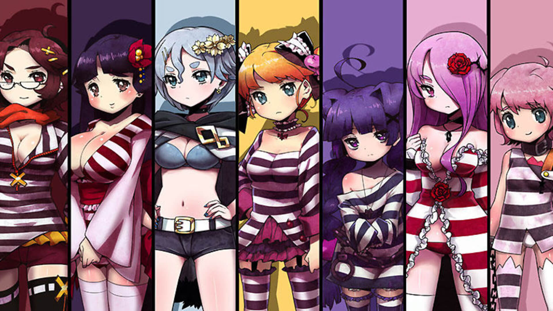 Criminal Girls 2: Party Favors Masthead