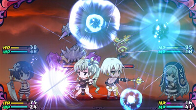 Criminal Girls 2: Party Favors Screenshot 2