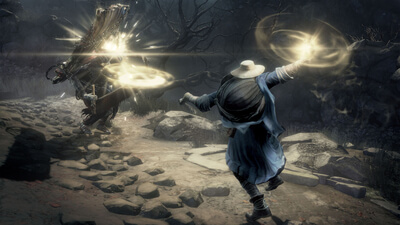 Dark Souls III - Ashes of Ariandel Screenshot 1