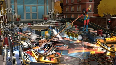 Zen Pinball 2: Marvel's Women of Power Screenshot 2