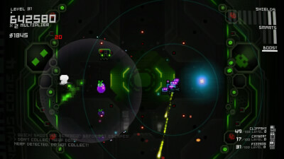 Ultratron Screenshot 1