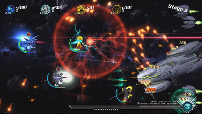 Stardust Galaxy Warriors: Stellar Climax Screenshot 1