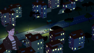 Wheels Of Aurelia Screenshot 2